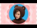 ТРИ МЕДВЕДЯ - КУШАЕМ - Детская песенка про Еду - Кашка и Ложка - для малышей - Funny Bears Song
