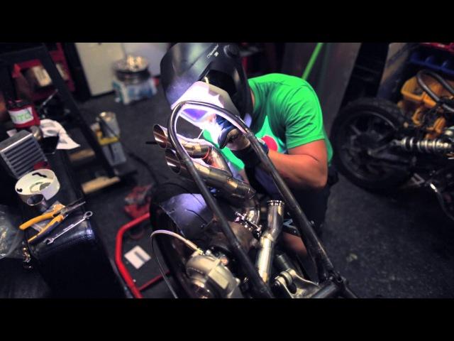 Handcrafted Machine 848 Turbo