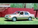 Mercury Topaz Sedan 1988–94