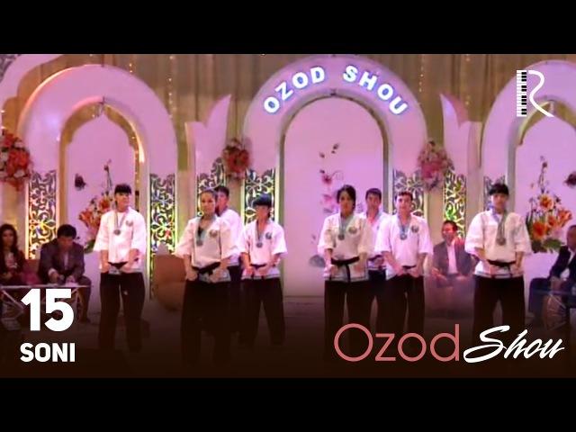MUVAD VIDEO - Ozod SHOU 15-soni | Озод ШОУ 15-сони
