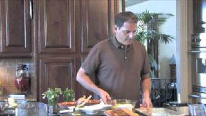 Falafel Recipe with Tahini Sauce
