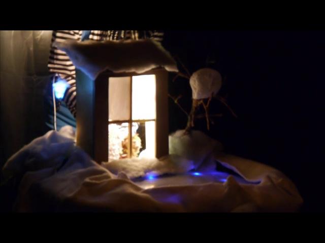 снеговик видео анонс