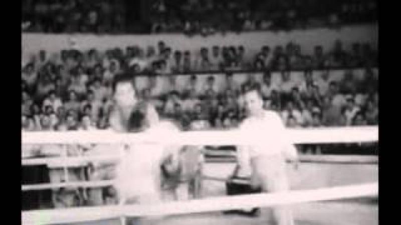 BOXING ARCHIVE TBILISI 1957 year Vladimir Yengibaryan Владимир Енгибарян