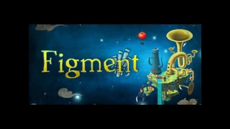 Figment - Walkthrough - Chapter 1 Outer Cerebrum