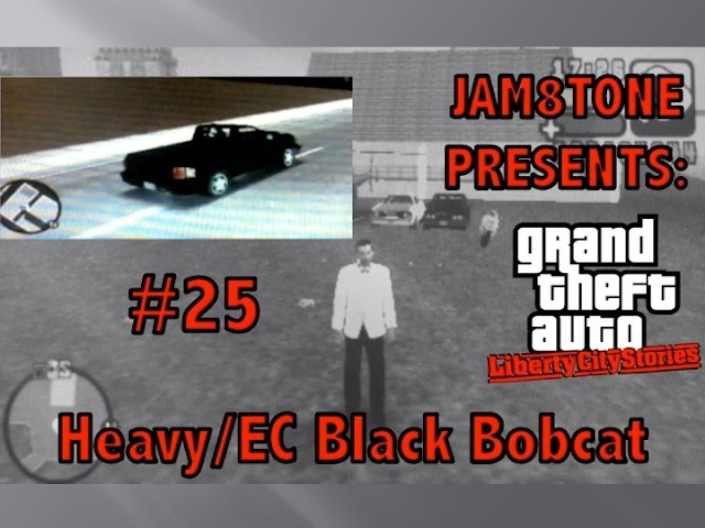 GTA LCS Special Vehicle Guide Part 25 (Obtaining a Heavy/EC Black Bobcat)