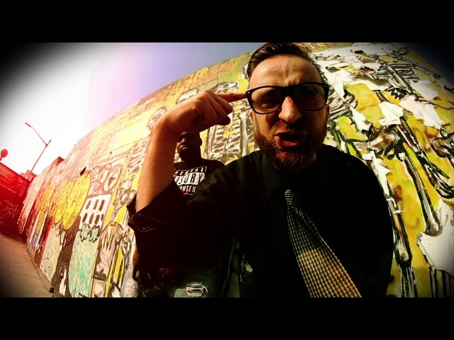 Jake Palumbo - Exoskeleton feat. Ruste Juxx Tek of Smif-N-Wessun (Official Music Video)
