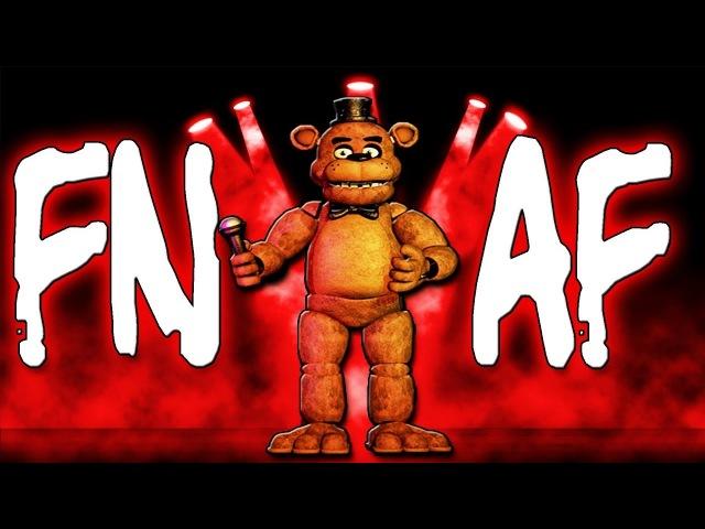 Аниматроники танцы ФНАФ 5 ночей с Фредди под музыку FNAF