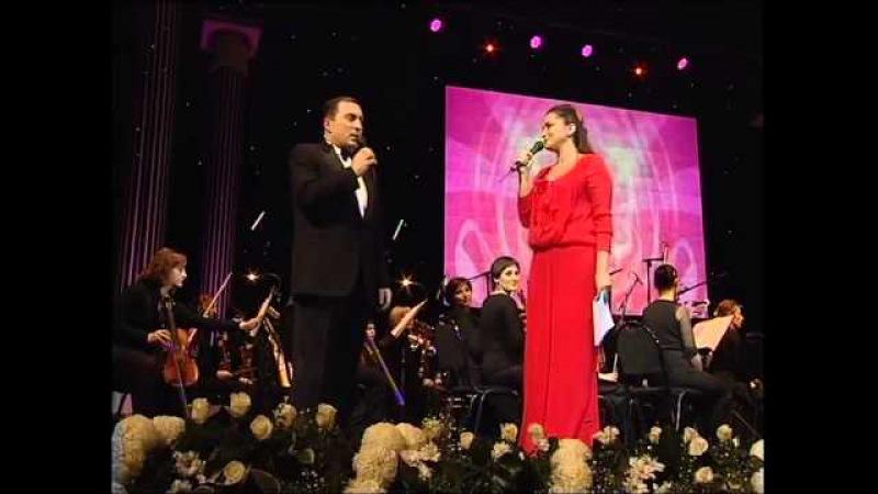 Tamar Iveri Dmitri Hvorostovsky Paata Burchuladze in concert