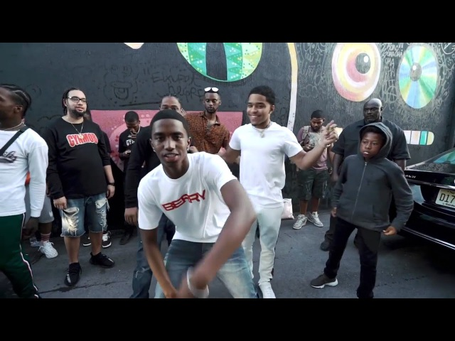King Combs CYN 'Berry' (WSHH Exclusive -official video)