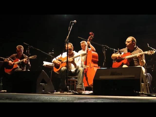 Rosenberg Trio feat. Birèli Lagréne - Artillerie Lourde Live @ Pescara Jazz 2010 (HD video)