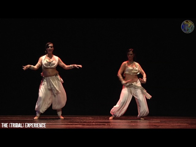 The (Tribal) Experience 2016 - Josefine Wandel Elizabeth Medina *The (Party) Experience*