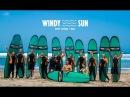 Windy Sun The Feeling of Surfing