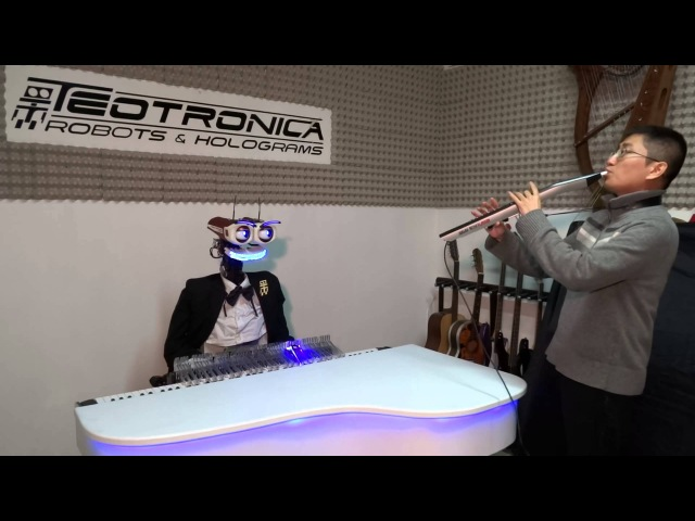 TeoTronico interactive performance