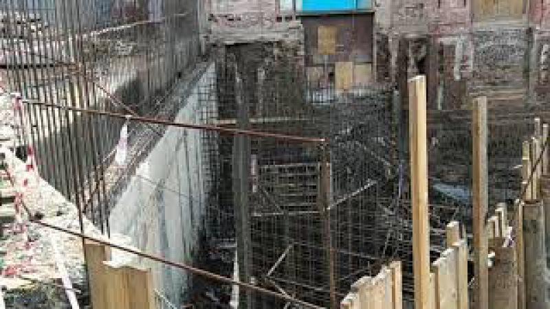 Лубянка Откопали здание 5 6 метров и это не предел