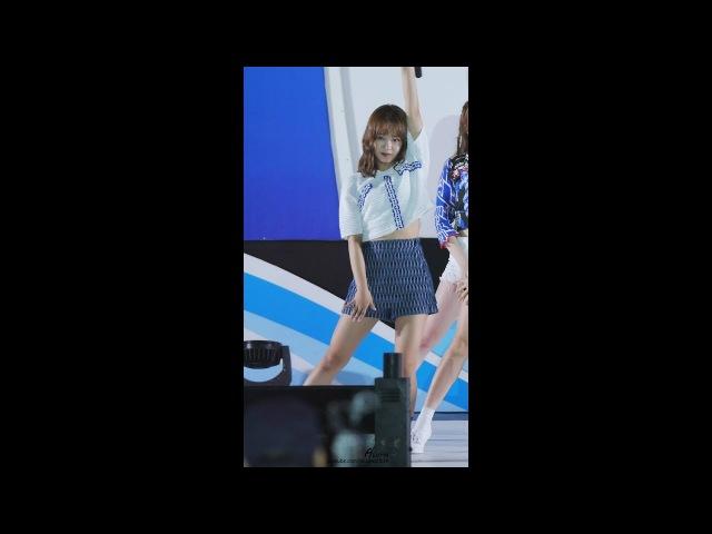 170923 위키미키(Weki Meki) - Stay With Me 최유정 직캠/Fancam By ALoHa @목포 다도해컵 요트대회 개막식