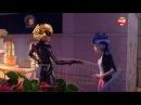 Леди Баг и Супер Кот, 2 сезон 9 серия Гласиатор, русская озвучка (не кликбейт)