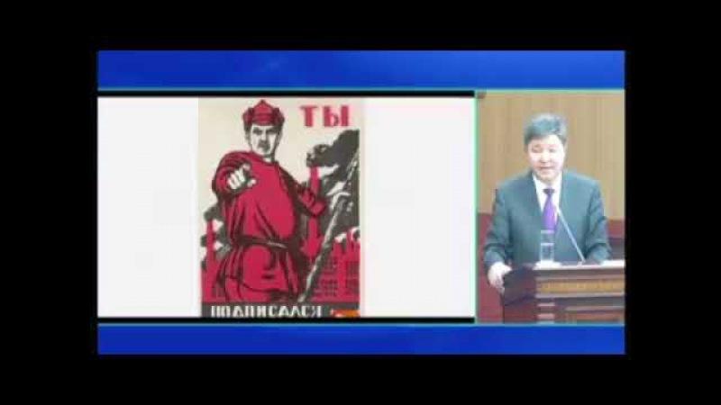10 вещей, которые нужно изменить. Выступление генерального прокурора Казахстана ...