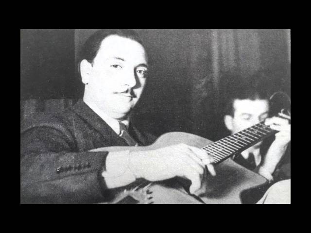 Nuages – Django Reinhard, Backing by Sølvin Refvik