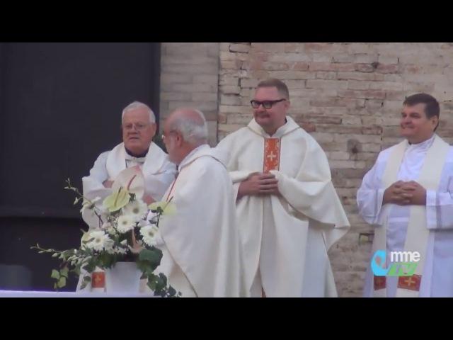 NEWS. Don Linnik nominato rettore alla Madonna della Misericordia