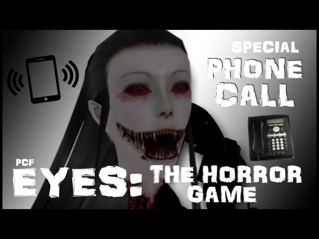 ТАЙНА ТЕЛЕФОННОГО ЗВОНКА \ Eyes: The horror game \ PixelCakesFan
