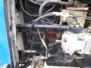 Японский трактор ISEKI TM15F номер рамы и двигателя