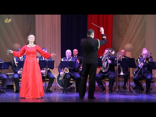 Клавдия Соснина - Концерт и торжественное награждение, посвящённое Дню моряка-подводника России