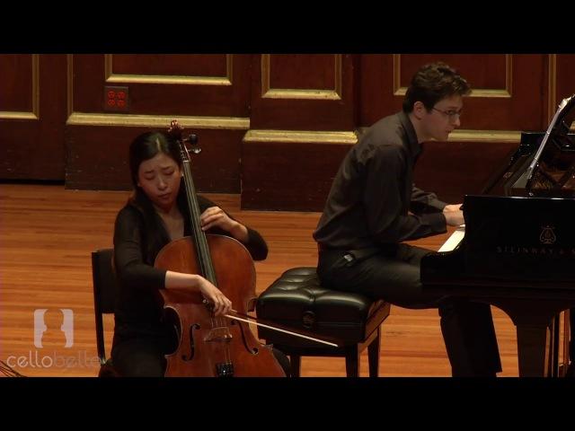 Yo Yo Ma Master Class Elgar Concerto Mvt 3 4