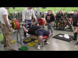 43 Русская Тройка М свыше 120 кг Фомин Дмитрий 3 подход 220 кг