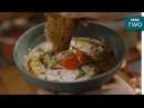 Turkish Poached Eggs recipe - Nigella At My Table Episode 1 - BBC Two