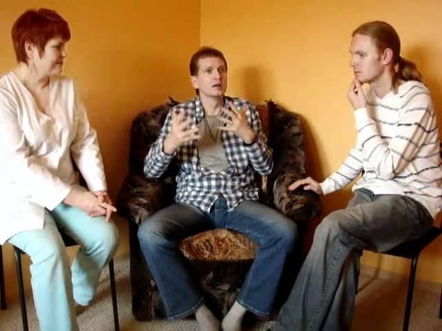 Интервью с Фредди Нильсеном (Иркутск) 1 часть