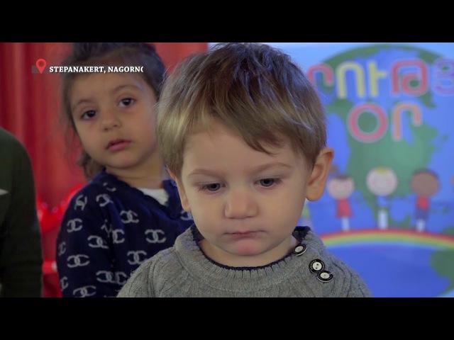 ♰ Azgi pashtpan ♰ Армянские дети ответили на урок ненависти в азербайджанском детсаду