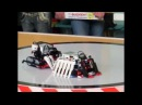 Мой робот на соревнованиях по Lego сумо