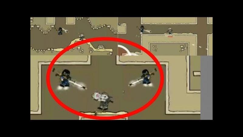 Mini Militia Hardcore Gameplay: GKS Vs Bach ke rehna / mini minitia pro pack custom gameplay