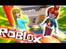 ROBLOX Веселый побег мульт героя как в майнкрафт из McDonalds Детский летсплей МультиPlay