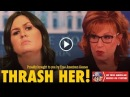 Sarah Sanders Absolutely WRECKS Joy Behar After She Calls Her An Idiot Liar