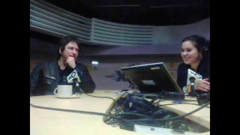 Alan Wilder - интервью на радио Эхо Москвы 2007 (part 1/4)