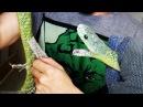 СНИМАЕМ КОЖУ С ЧЕРНОХВОСТОЙ МАМБЫ Новые перчатки для работы со змеями