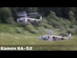 Russian Ka-52 Vs. US Apache AH-64.