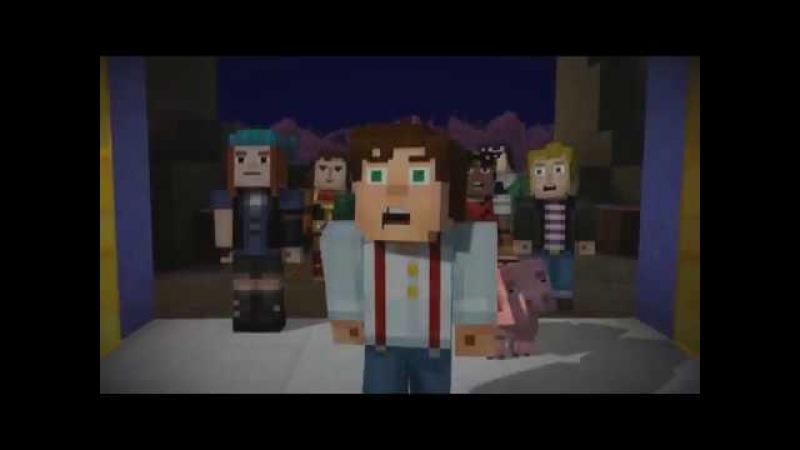 Minecraft Story Mode 6 - Храм