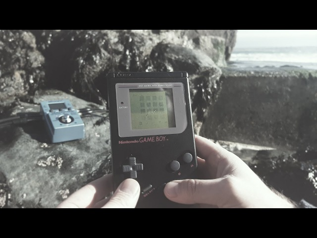 Nanoloop Mono / Gameboy / Zoom CDR 70 - recorded at low tide