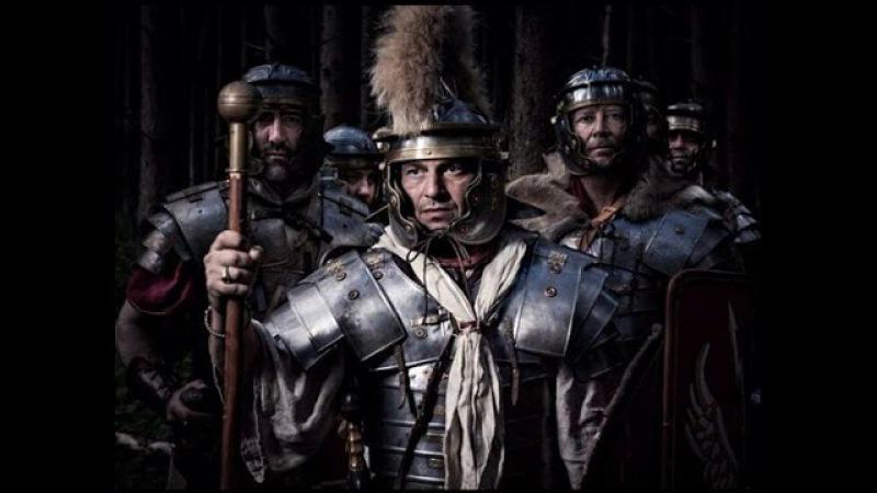 La legione romana - struttura e catena di comando