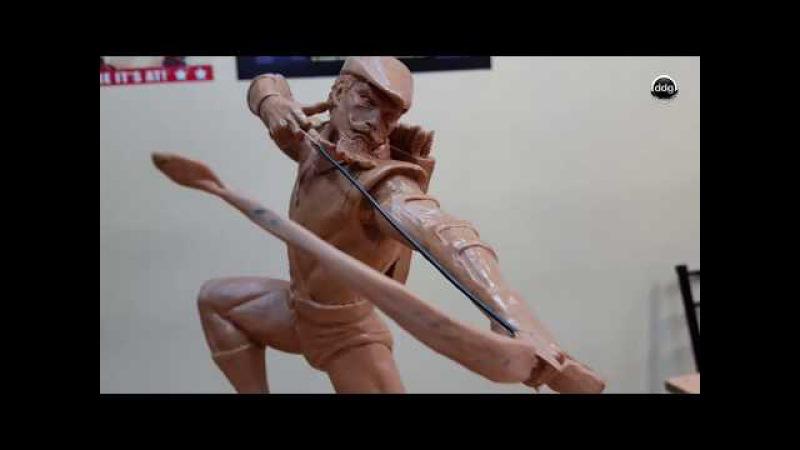 Escultura paso a paso DDG