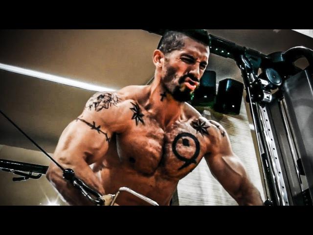 Yuri Boyka   Training in Gym for Undisputed 4