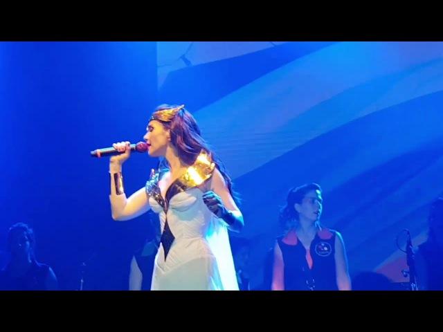 Recital NATALIA OREIRO - PLOP 11 AÑOS (Vorterix) Parte 6