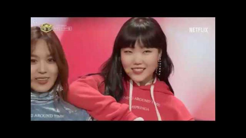 Part Time idol RED CARPET DANCE YGK
