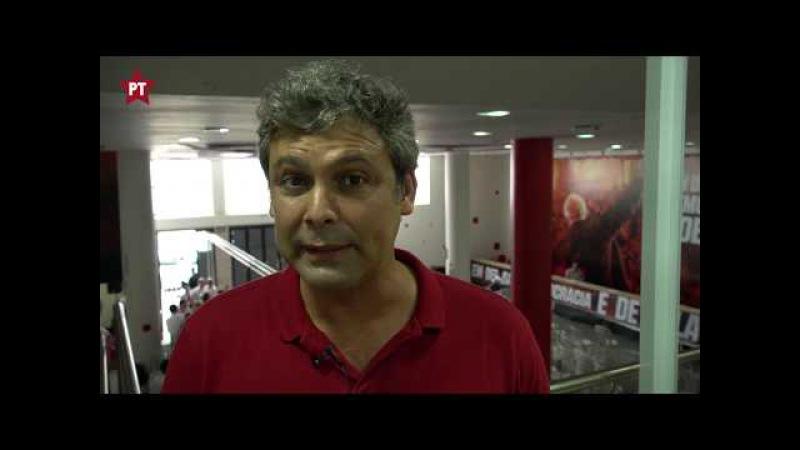 Senador Lindbergh Farias reforça apoio a Lula OPovoPrecisaDeLula