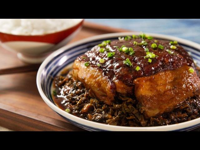 [Eng Sub]梅菜扣肉【曼食慢语】第二季第19集 Braised Pork with Preserved Vegetable*4K