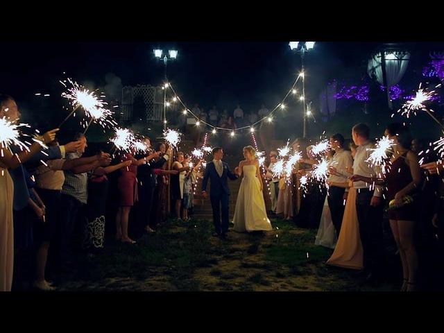 Свадебный клип Павла и Виолетты