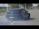 BMW M6 E63 w/ Eisenmann DRIFTING ON PUBLIC ROADS! Onboard