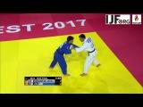 Suzuki World Judo Championships 2017. -66KG MARGVELASHVILI Vazha (GEO) vs. ABE Hifumi (JPN)